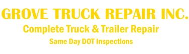 Grove Truck Repair Inc.